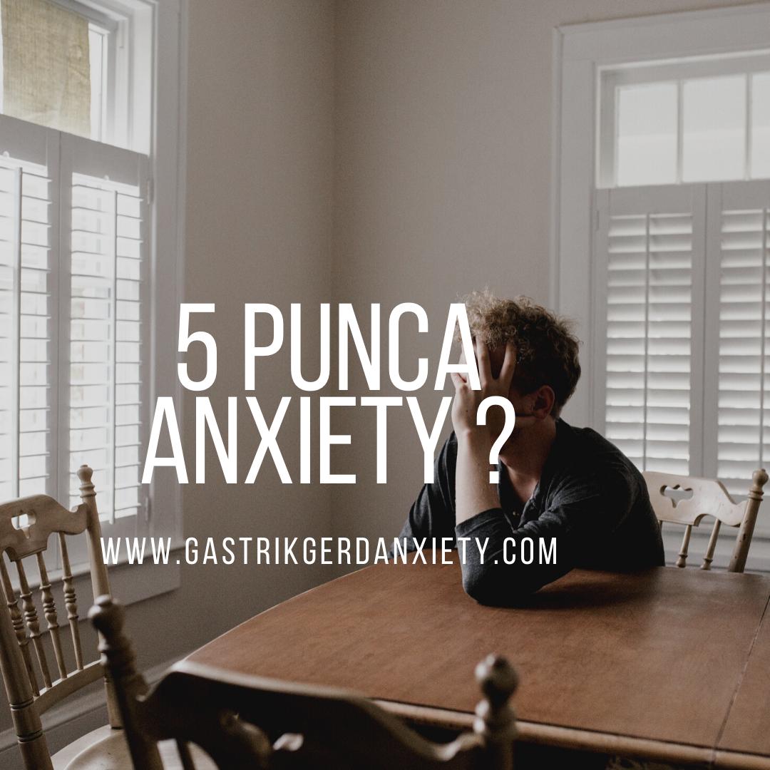 Punca Anxiety